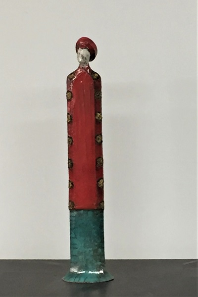 Indochinois - Céramique - 42 cm