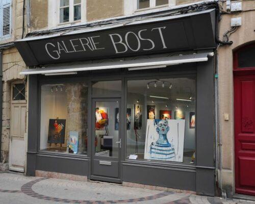 Galerie BOST Art Contemporain à Valence, Drôme - Acheter peinture, tableau et sculpture à Valence