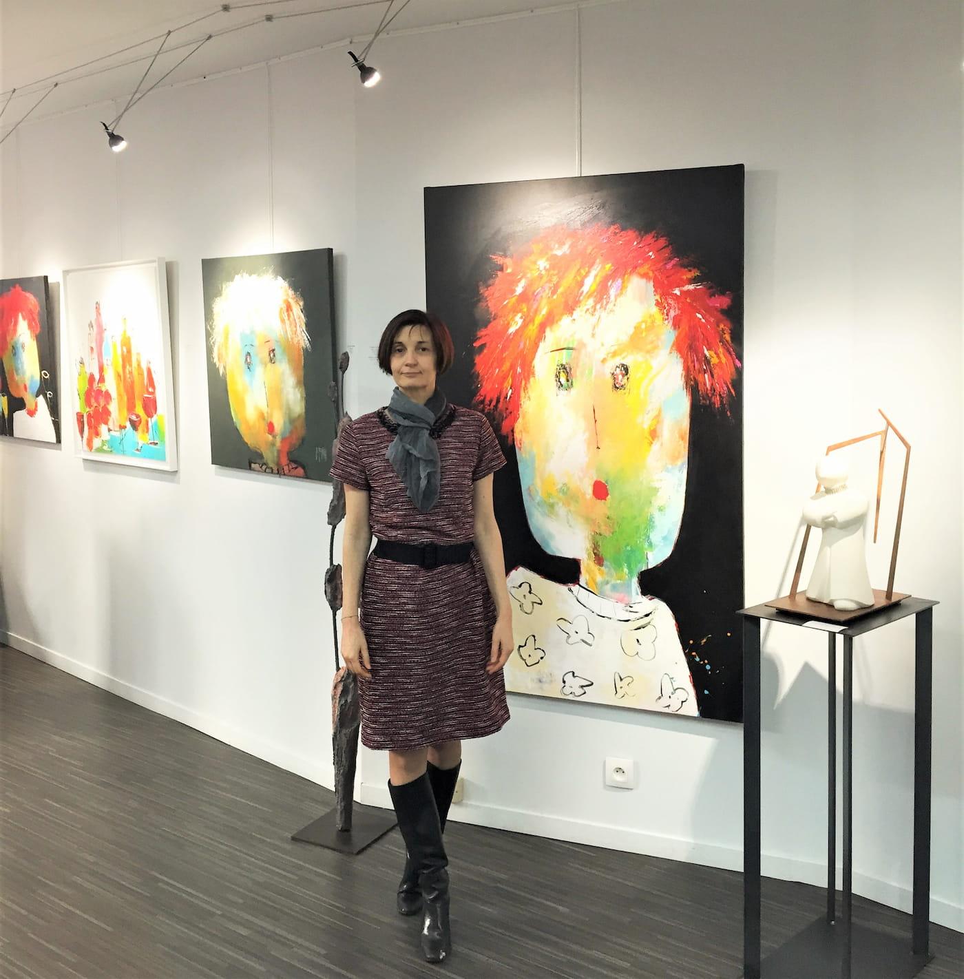 Isabelle Bost - Galerie Bost Art Contemporain
